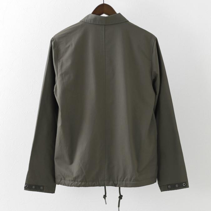 メルクロンドン メンズ コーチジャケット Merc London 19SS ダークセージ モッズファッション プレゼント ギフト