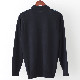 Gabicci メンズ セーター ガビッチ ストライプ ニット 4色 ブラック オート ネイビー カベルネ レトロ モッズファッション