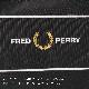 フレッドペリー バレルバッグ 大容量 大きい 46×26×26cm ブラック  男女兼用 ユニセックス Fred Perry 正規販売店