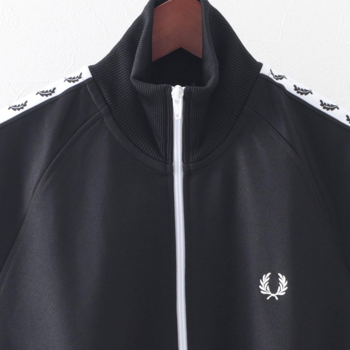 フレッドペリー Fred Perry トラックジャケット メンズ 5色 スポーツウェア ジャージ 正規販売店