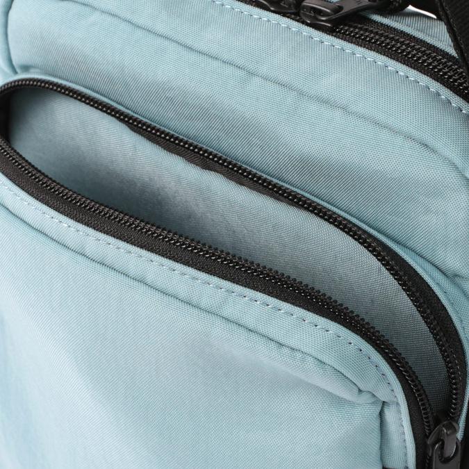フレッドペリー サイドバッグ ナイロンキャンバス 23×19cm 男女兼用 ブルー アイボリー キャメル グリーン ユニセックス Fred Perry 正規販売店