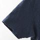 メルクロンドン メンズ Tシャツ ターゲットマーク Merc London ダークブルー レトロ