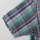 RELCO メンズ 半袖シャツ チェックシャツ チェック レルコ レトロ マルチ モッズファッション