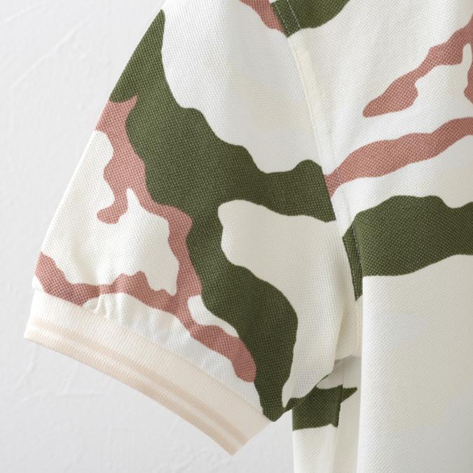 フレッドペリー ポロシャツ アークティス カモフラージュ ピケ 鹿の子  2色 メンズ Fred Perry 正規販売店