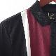 メルクロンドン メンズ ポロシャツ ポロ ストライプ レトロ 2色 ブラック ライトグレー Merc London モッズファッション