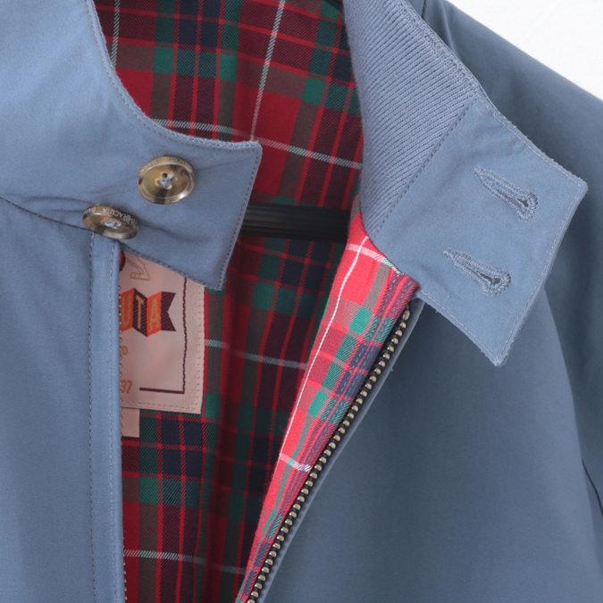 バラクータ G9 オリジナル ハリントンジャケット アビオ 英国製 メンズ リブ スイングトップ ブルゾン 上着