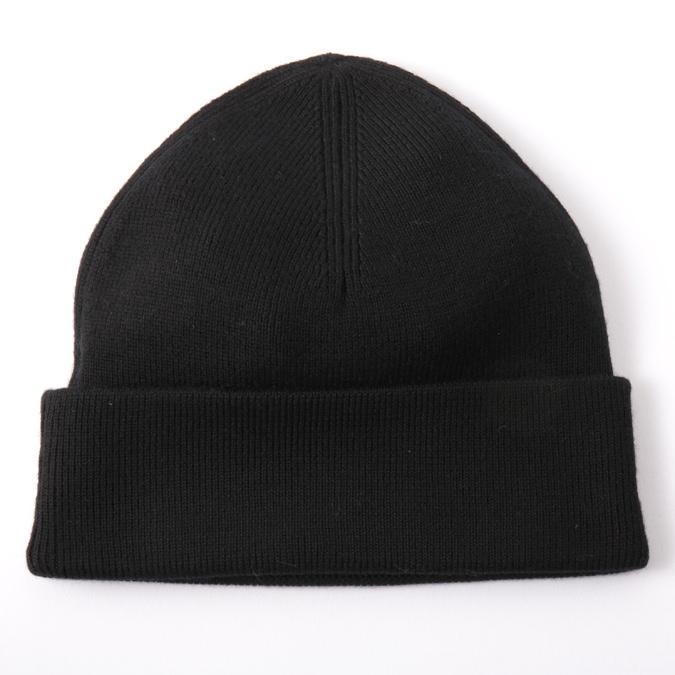 フレッドペリー ニット帽 ビーニー メリノウール 男女兼用 2色 ブラック ネイビー ユニセックス Fred Perry 正規販売店