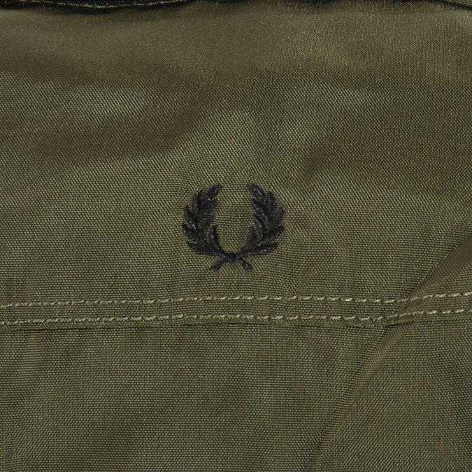 フレッドペリー バックパック 大容量 リュック 大きい 45×27×24cm 男女兼用 2色 ブラック アイリスリーフ ユニセックス Fred Perry 正規販売店