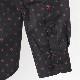 メルクロンドン メンズ ペイズリーシャツ Merc London 長袖シャツ ブラック 幾何学模様 ジオメトリック モッズファッション