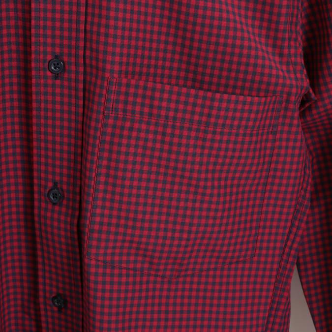Tootal Vintage トゥータル ヴィンテージ 長袖シャツ ボタンダウン ギンガムチェック レッド ネイビー 18SS メンズ