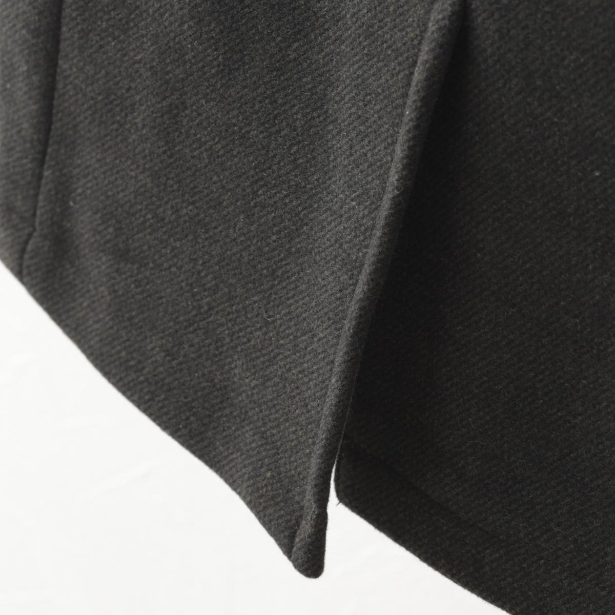 ウールコート ミリタリー ハワースウール フィールドコート モッズファッション メンズ Merc London メルクロンドン