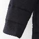 メルクロンドン メンズ コート キルティング ウール パーカ Merc London 20SS  ダークネイビー Coat コート モッズファッション