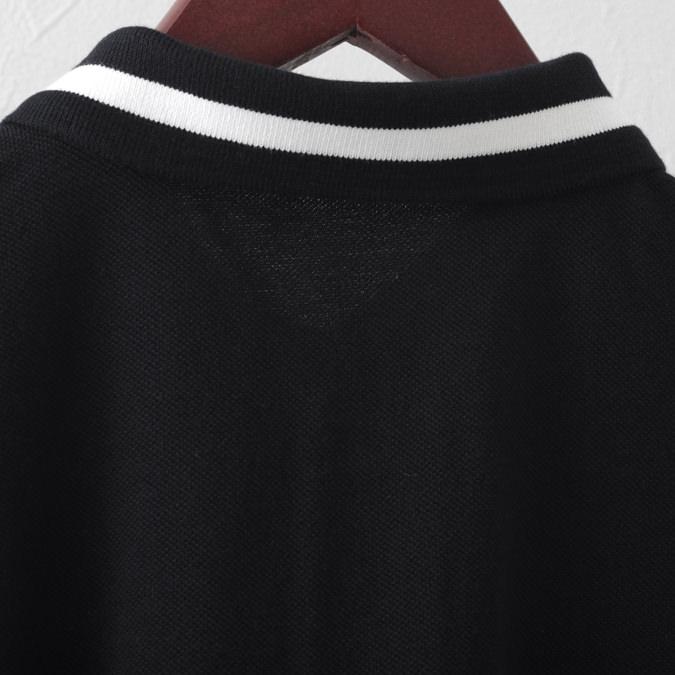 フレッドペリー ポロシャツ アブストラクト ティップ 3色 ブラック ポート スノーホワイト レギュラーフィット メンズ Fred Perry 正規販売店