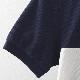フレッドペリー ポロシャツ エンブロイ パネル カーボンブルー タウニーポート レギュラーフィット メンズ Fred Perry 正規販売店
