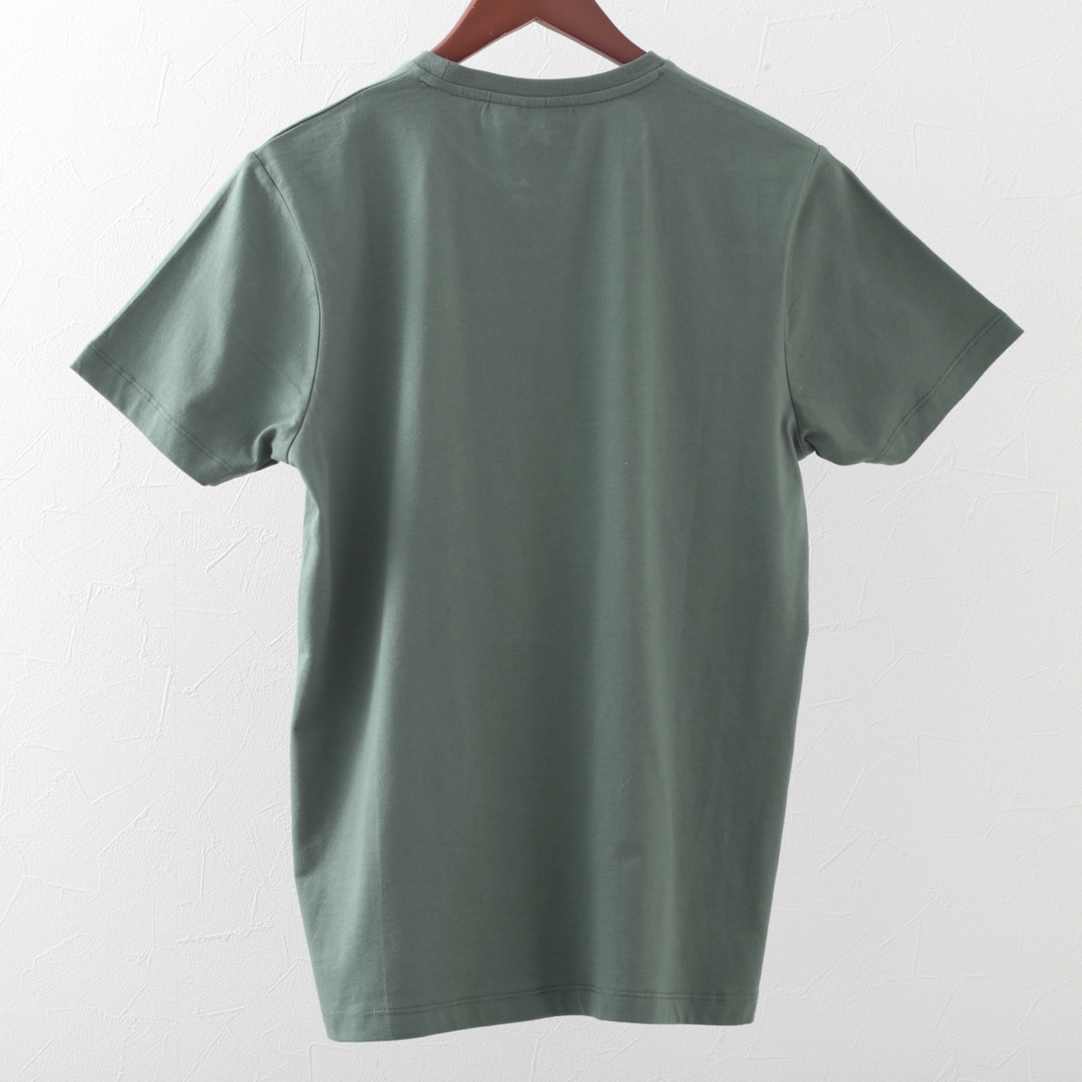 Tシャツ コンバットグリーン グラフィック プリント モッズファッション メンズ Merc London メルクロンドン