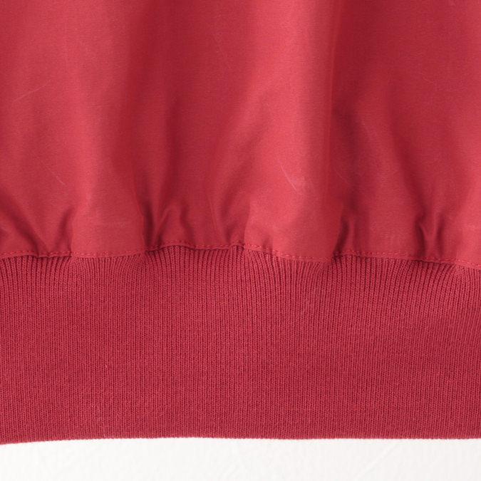 バラクータ G9 オリジナル ハリントンジャケット ダークレッド 英国製 メンズ リブ ブルゾン 上着