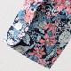 英国老舗ブランド 日本縫製 メンズ 長袖シャツ フラワープリント フローラル ネイビー マルチ UKデザイン プレミアムコットン カジュアル ピーターイングランド