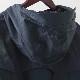 メルクロンドン メンズ ライトパーカ レインコート ウォータープルーフ Merc London ダークネイビー フーディ ブラックウォッチ モッズファッション