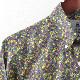 RELCO メンズ 長袖シャツ チェック ジオ シャツ レルコ レトロ マルチ モッズファッション
