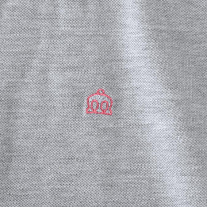メルクロンドン レディース ポロシャツ ポロ Merc London レトロ モッズ 19SS  2色 コーラル ライトグレー