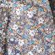 RELCO メンズ 長袖シャツ 花柄シャツ フラワー フローラル レルコ レトロ マルチ モッズファッション