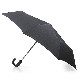 フルトン FULTON 折りたたみ 傘 メンズ Chelsea 紳士用 紳士 ストライプ グレー 正規 かさ ワンタッチ ジャンプ傘