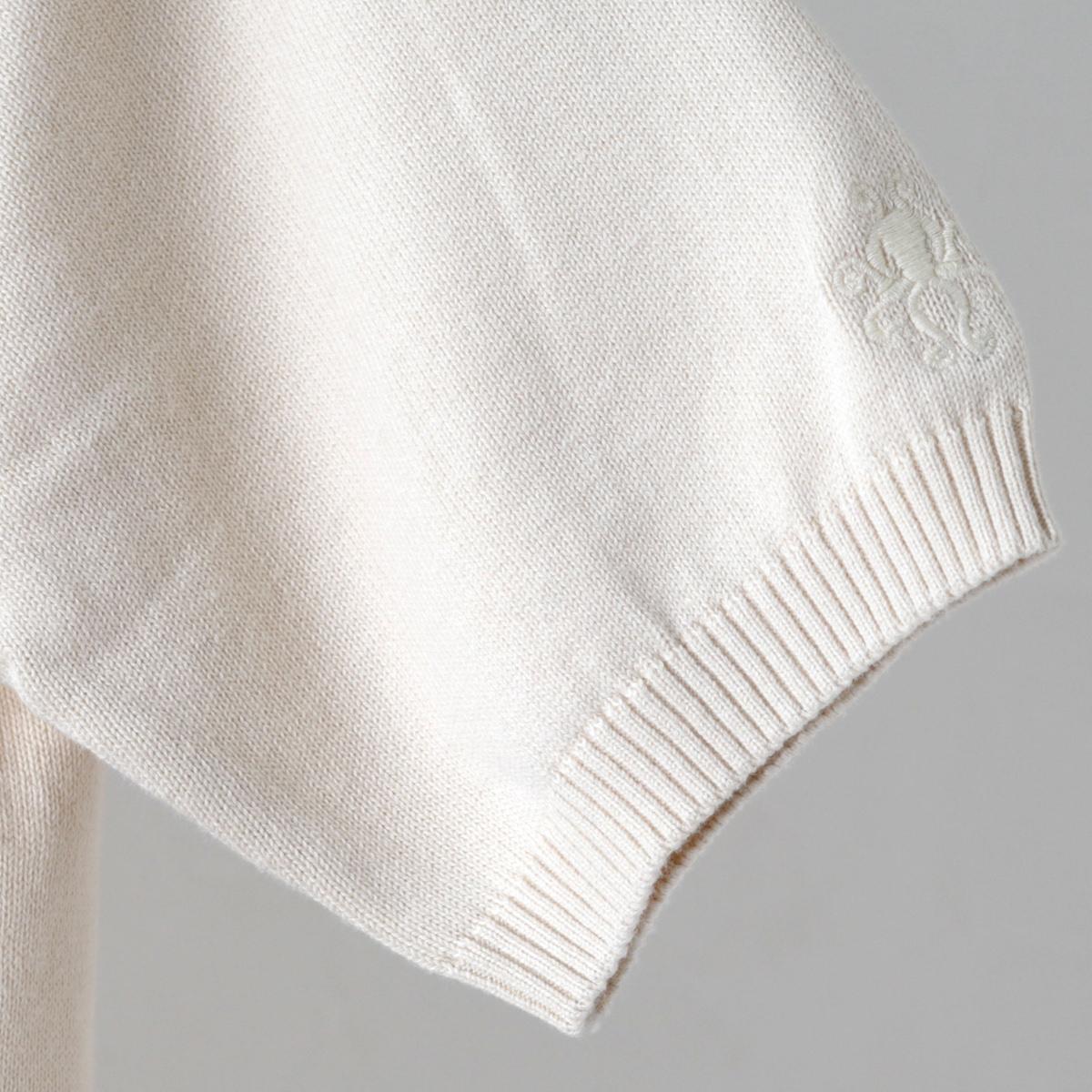 Madcap England メンズ ポロシャツ ニット ポロ ストライプ 2色 バーチ ブラック マッドキャップ
