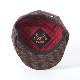 Laird Hatters メンズ キャスケット 英国製 ハンチング ウール ツイード ハンチング帽 レアードハッター Baker Boy Small Square ベイカーボーイ 帽子 イギリス製 ハンドメイド ブラウン レディース モッズファッション 紳士