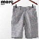 メルクロンドン メンズ ショーツ 短パン チェック Merc London W1 プレミアム グレー