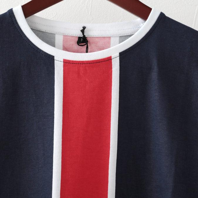RELCO メンズ Tシャツ ユニオンジャック レルコ レトロ ネイビー モッズファッション