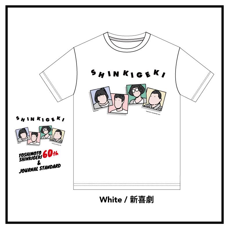 【30%OFFセール中!!】吉本新喜劇60th&JOURNAL STANDARD SHINKIGEKI SS-T