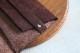 サイズの選べるブックカバー ダークブラウン