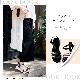 <129720-2011> coca PORTA / コカポルタ 楽ちん 快適 ダッド 厚底 サンダル ラインストーン付き EVA スポーツサンダル ホワイト