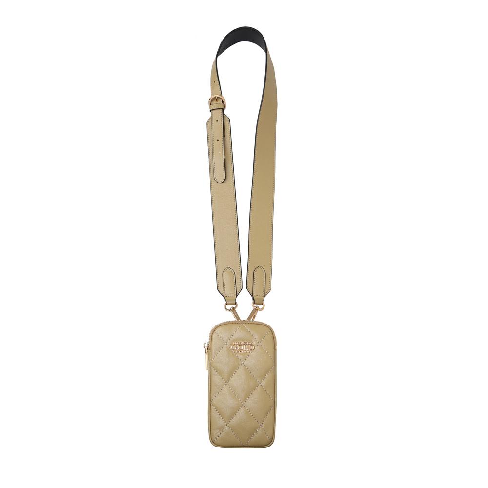 COCOCELUX GOLD ダイヤモンドレザー ワンハンドル2WAY バッグ 特別セット