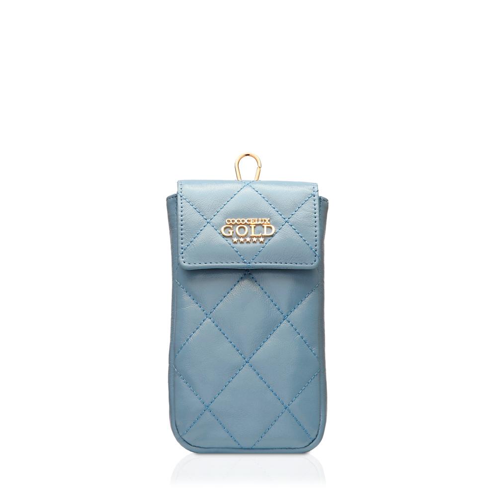 【特別セット】COCOCELUX GOLD ダイヤモンドレザー ボストン3WAYバッグ クラッチバッグ付き