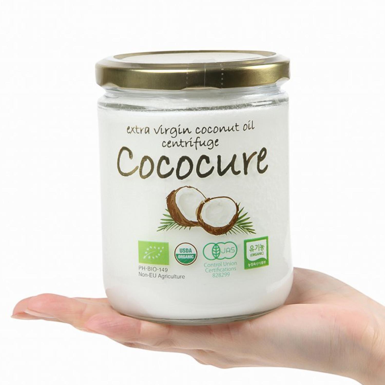 COCOCURE ココキュア ココナッツオイル 一番絞り製法