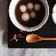 木のデザートスプーン/13cm/さくら