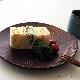 うるしの木の葉皿/小/21cm