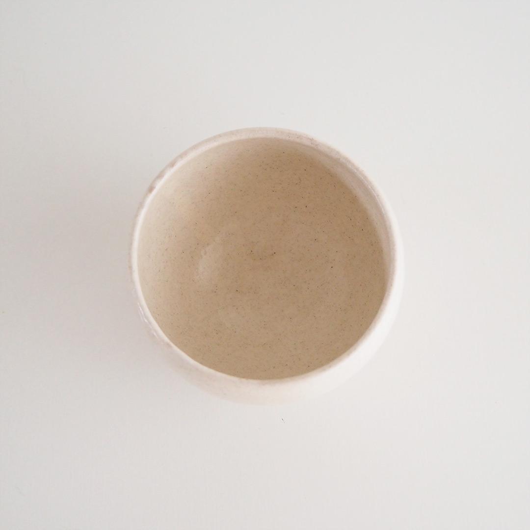 粉引/丸カップ