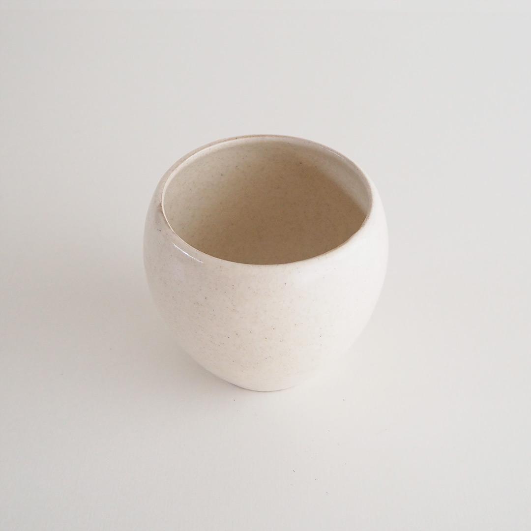 粉引/フリーカップ
