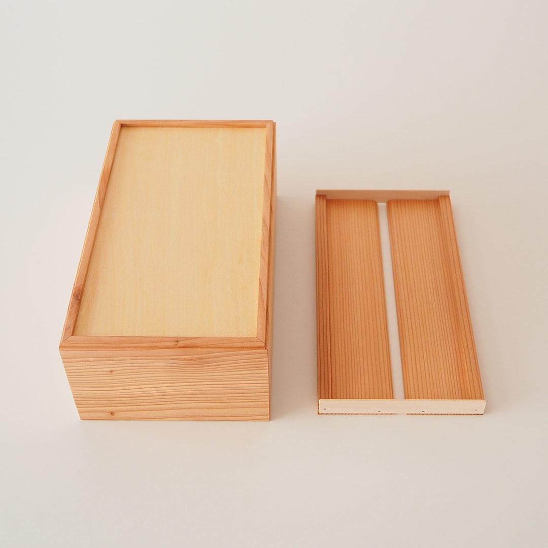 ペーパータオルホルダー/杉