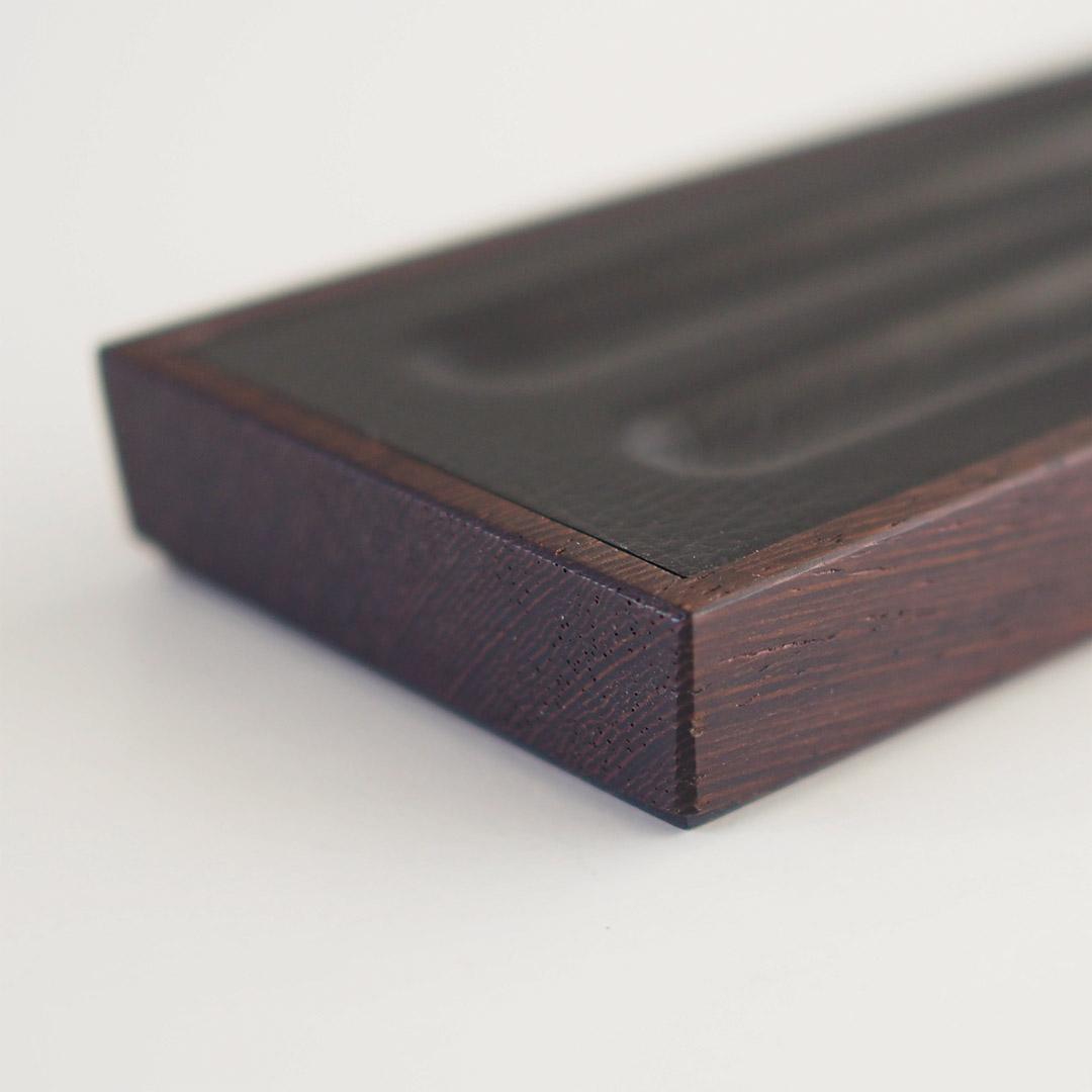 木製ペントレー/ウェンジ【在庫限り】