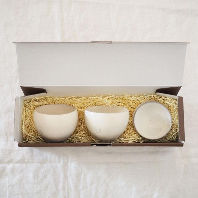 唐津焼sakata 湯のみと豆皿のギフト