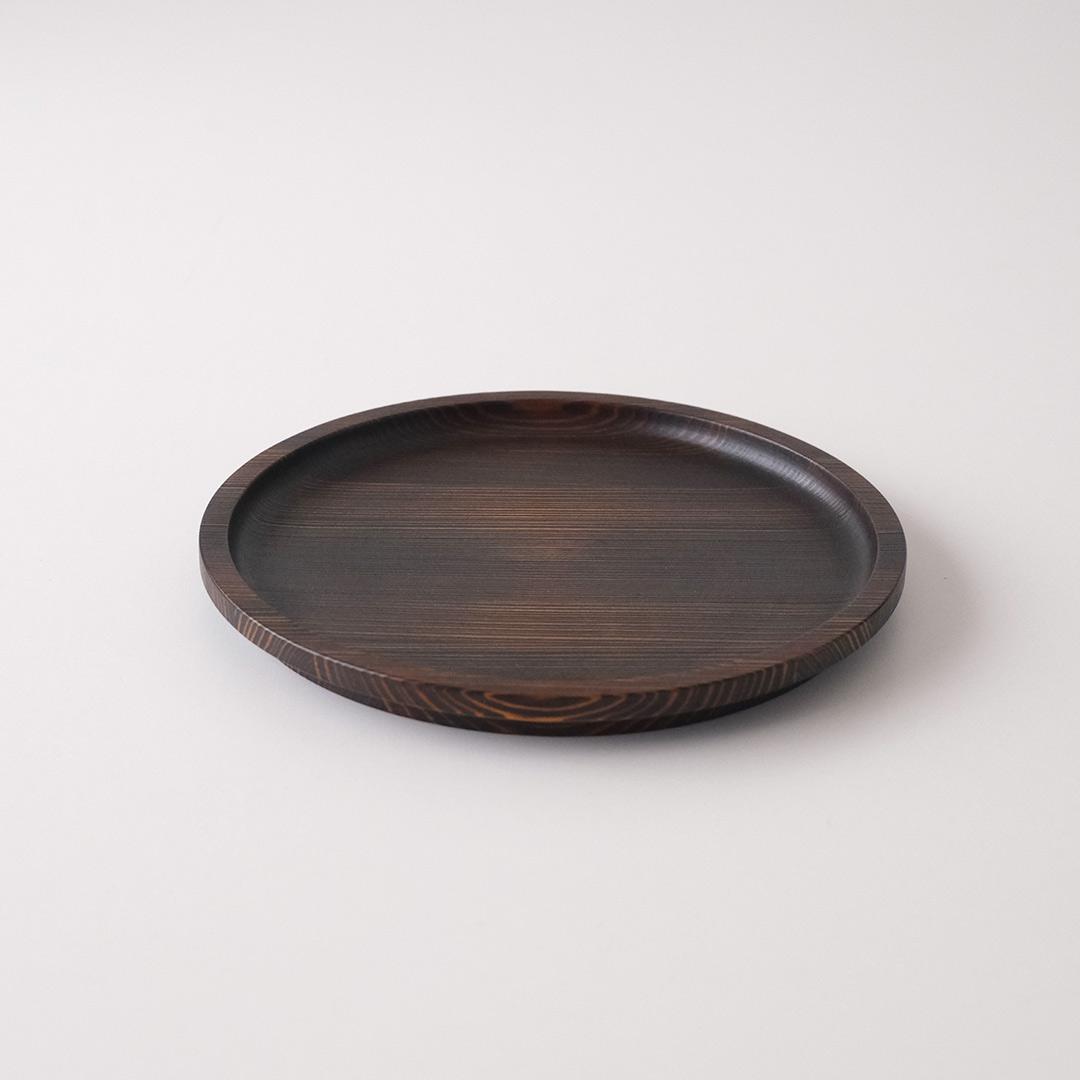 うるしの丸盆/小/30cm