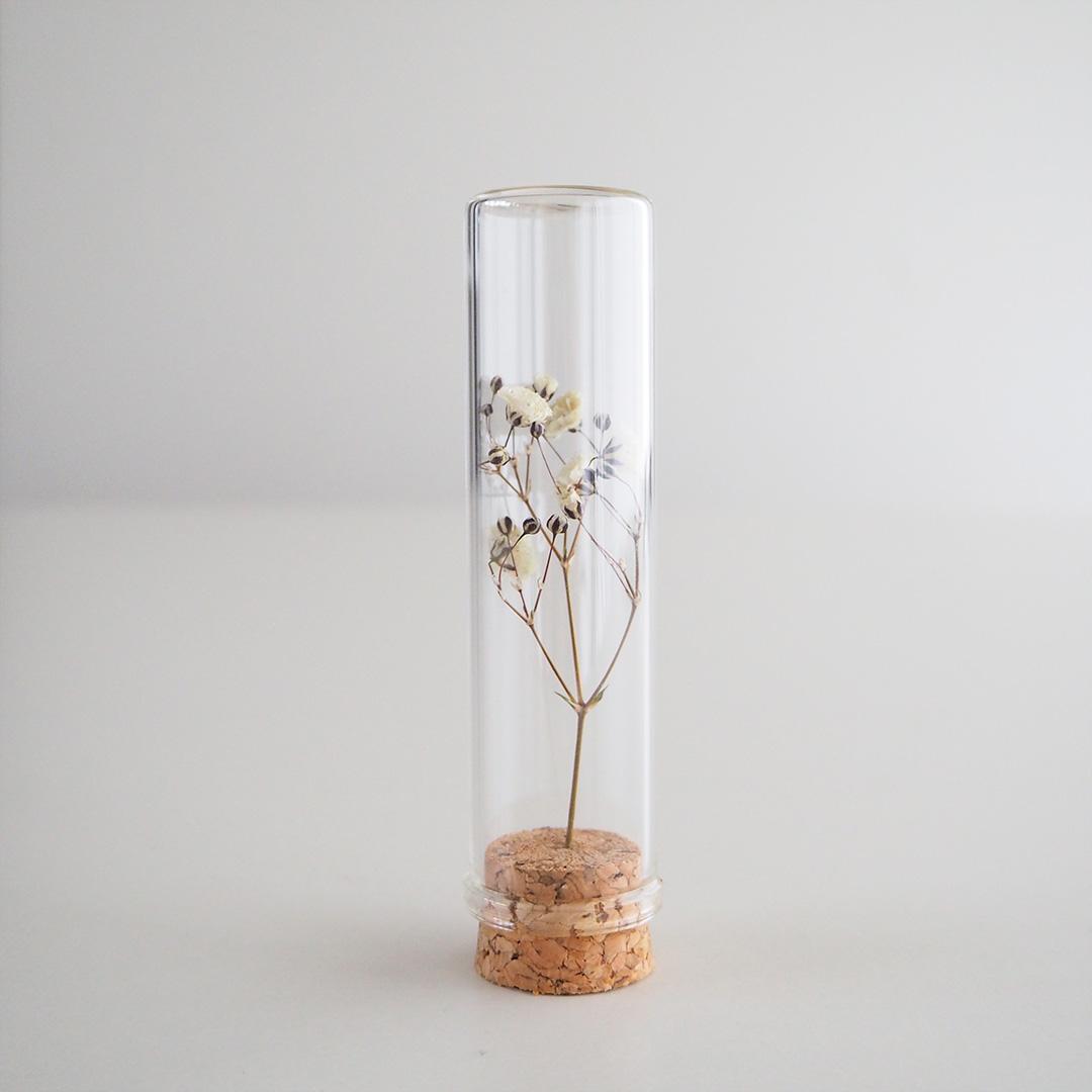 花ボトル/かすみ草/細