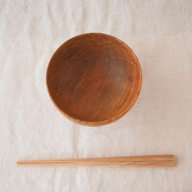木のお椀/桜/小