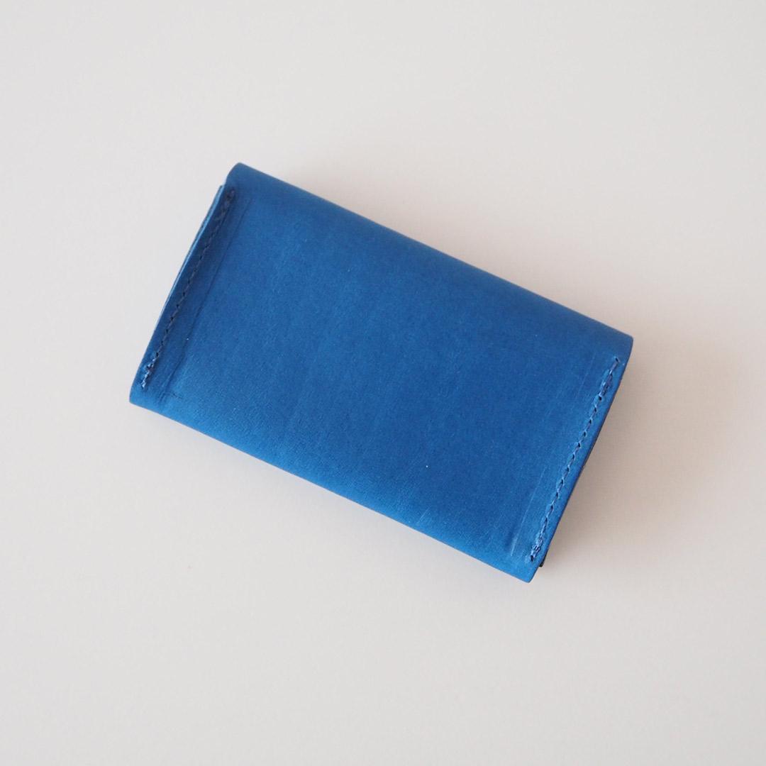 CARTA/名刺入れ/ブルー【受注生産】