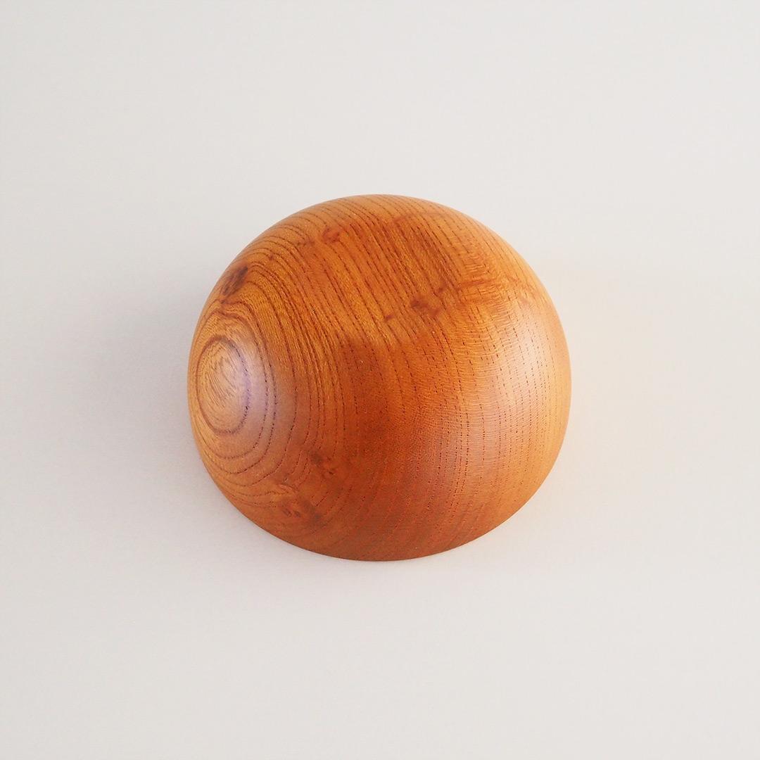木のナッツボウル/深型/けやき