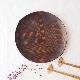 うるしの木の葉皿(30cm)と削り箸のペアギフト