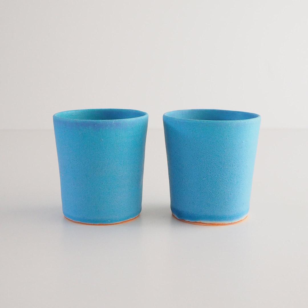 Pure blue/トールカップ